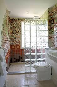glass block bathroom designs fanciful glass block wall bathroom ideas the best glass block shower