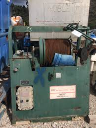 nov mathey surveyor ii wireline unit slickline unit dto supply llc