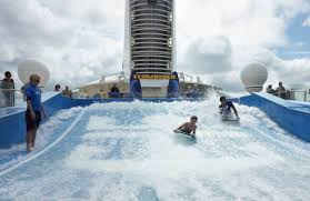 day on the navigator of the seas with royal caribbean