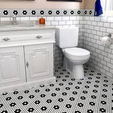 Bathroom Setting Ideas Bathroom View Hex Bathroom Floor Tile Decoration Ideas