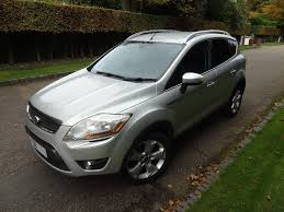 bmw jeep 2008 2008 ford kuga 4x4 jeep 2 0 tdci suv like maverick mercedes ml bmw