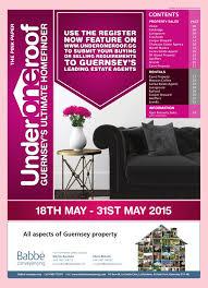 Livingroom Estate Agent Guernsey Underoneroof 18th May 2015 Issue By Coast Media Issuu