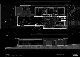 Floor Plan Beach House by Gallery Of Blueys Beach House 4 Bourne Blue Architecture 31