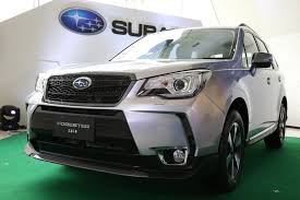 rally subaru forester the new subaru forester 2 0i s now available in showrooms