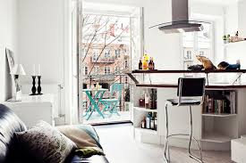 Small Swedish Apartment With An EyeCatchy Design - Swedish apartment design