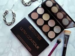 makeup revolution ultra contour palette review mummy u0027s beauty