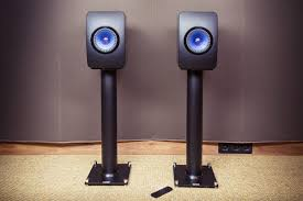 home theater wireless speakers new in our showrooms kef ls50 wireless speakers hifi and friends