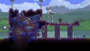 Based Off Of by My Mushroom Biome Dungeon Based Off Of Yrimir U0027s Terraria