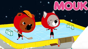 mouk mouk in canada shooting stars and the hockey game