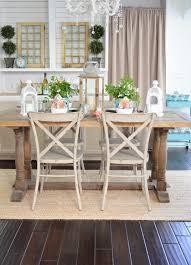 kitchen table setting ideas centerpiece for rectangular dining table modern table decor elegant