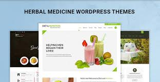 wordpress templates for websites herbal medicine wordpress themes for ayurvedic websites skt themes
