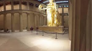 Parthenon Interior Nashville U0027s Parthenon Museum Interior Views In 360 Vr Youtube