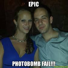 Epic Fail Meme - epic photobomb fail make a meme