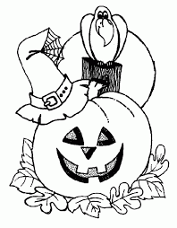 halloween coloring pages printable fablesfromthefriends com