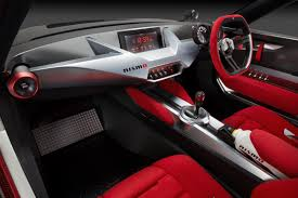nissan patrol nismo red interior skyline gt r inspired nissan idx nismo concept may be built