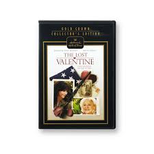 Hallmark Invitation Cards The Lost Valentine Hallmark Hall Of Fame Hallmark