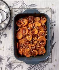 maple cider glazed sweet potatoes new today