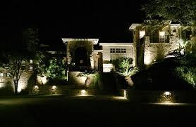 Landscape Lighting Service Enhanced Outdoor Lighting Design San Antonio