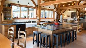 timber frame home interiors how much do timber frame homes cost to build angie s list