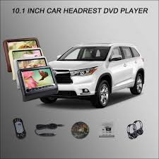 toyota highlander dvd headrest headrest monitor picture more detailed picture about bigbigroad