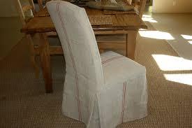 Parson Chair Slipcovers Sale Vignette Design Burlap And Grain Sack Mania