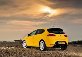2010 seat leon cupra r on sale in the uk photos 1 of 8