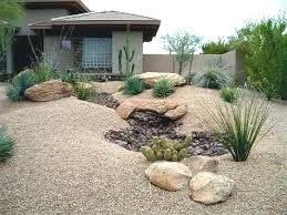 Backyard Desert Landscaping Ideas Desert Landscaping Ideas On A Budget Backyard Desert Landscaping