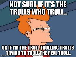 Troll Meme Mask - trolling as fetish generative and as a mask media ethnography