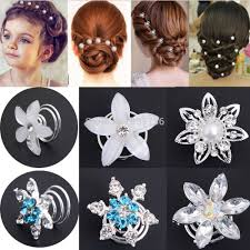 hair spirals flower hair spirals promotion shop for promotional flower hair