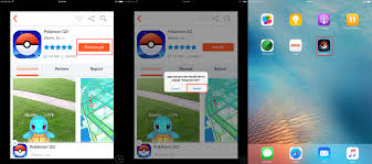 how to download apps like pokemon go without an apple id tech