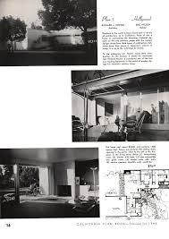 architect richard neutra california plan book 1946 richard