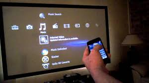 sony media remote app for iphone u0026 ipod touch youtube