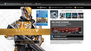 playstation store black friday 2017 destiny the taken king u0027s playstation only content staying