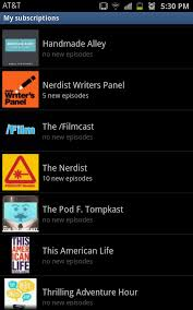 podcasts player for android top 5 podcast apps for android