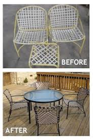 Fixing Patio Chairs Patio Magic Refurbishing Services For Your Patio And Pool
