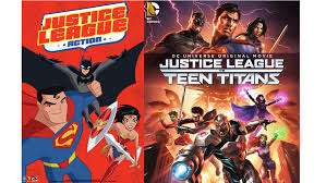 justice league unlimited two new cartoon versions of the justice league are coming soon