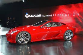 pictures of lexus lf lc lexus lf lc will be produced but not as a successor for the lfa
