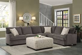 10 Foot Sectional Sofa Cozy Chenille Sectional Sofas 13 For 10 Foot Sectional Sofa With
