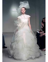 vera wang spring 2012 collection martha stewart weddings