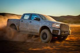 Ford Raptor Bronco - ford is building a ranger raptor to challenge the chevy colorado zr2