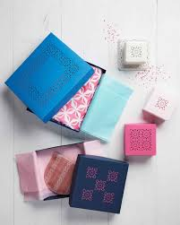 paper gift boxes how to make a paper gift box with a few easy folds martha stewart