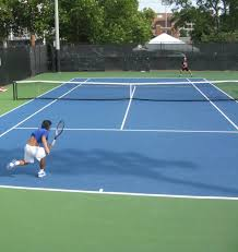 what is the best tennis court surface