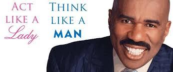 Steve Harvey  Act Like a Lady  Think Like a Man   eHarmony Advice eHarmony Steve Harvey  Act Like a Lady  Think Like a Man