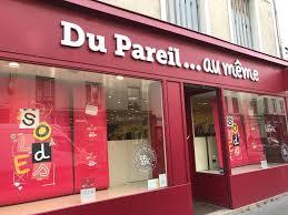 Du Pareil Au Meme - du pareil au même vêtements enfant 59 rue commerce 75015 paris