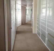 vitrophanie bureau cloison vitrée toute hauteur vitrophanie bureaux cloison vitrée