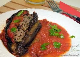 recette de cuisine turc aubergines farcies recette turque karniyarik amour de cuisine