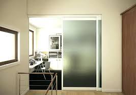 porte de cuisine en verre separation de cuisine en verre porte coulissante separation cuisine