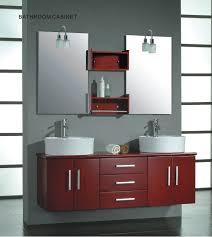 cambridge 59 inches double vessel sink vanity set