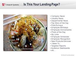 putting your landing page on a diet david c broussard sr lead