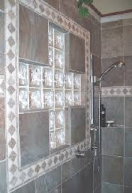 glass block designs for bathrooms glass block shower ewdinteriors